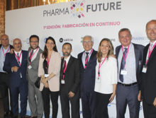 Valtria parraine Pharma Future – Fabrication continue