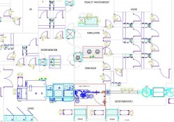 Engineering, detailed project design