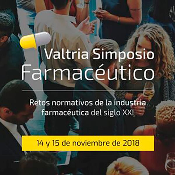 First edition of Valtria Pharmaceutical Symposium in Mexico